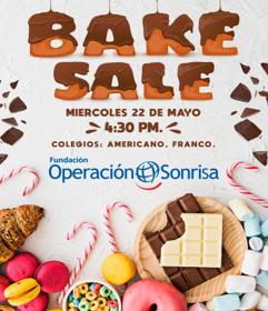 Bake sale 2018